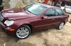Mercedes-Benz C320 2003 Red for sale