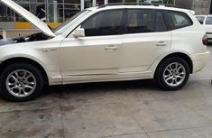 BMW X3 2005 2.5i White for sale