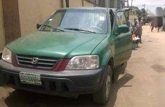Honda CR-V 2001 Green for sale