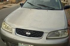 Used grey  2002 Nissan Sentra sedan for sale at price ₦500,000