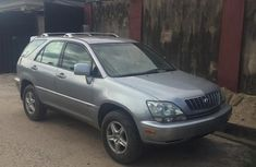 Best priced used 2002 Lexus RX at mileage 195,000