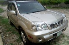 Used 2005 Nissan X-Trail automatic at mileage 200,000 for sale in Lagos