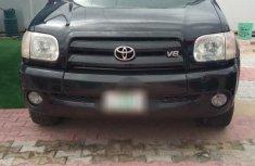 Toyota Tundra 2006 Regular Cab Black for sale