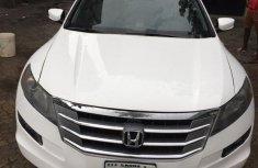 Honda Accord CrossTour 2012 EX-L White color for sale