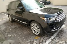 Land Rover Range Rover Sport 2015 Black for sale