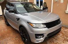 Land Rover Range Rover Sport 2015 Silver for sale