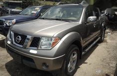 Nissan Frontier 2007 Brown for sale