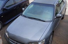 Clean and neat grey/silver 2000 Honda Accord sedan at price ₦480,000 in Abuja
