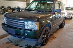 Land Rover Range Rover Vogue 2004 Green for sale
