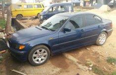 BMW 325i 2002 Blue for sale