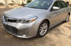Toyota Avalon 2014 Silver for sale