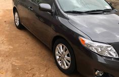 Grey/silver 2009 Toyota Corona automatic for sale at price ₦35,000,000 in Abuja