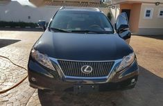 Well maintained 2010 Lexus RX suv at mileage 82,000 for sale