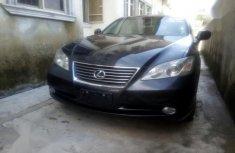 Selling black 2007 Lexus ES automatic at mileage 109