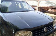 Volkswagen Golf 2002 Black for sale