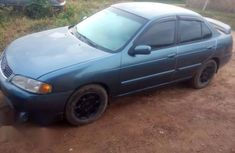 Nissan Sentra 2002 SE-R Blue for sale