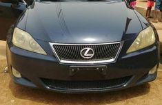 Used 2006 Lexus IS sedan automatic for sale at price ₦2,000,000