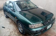 Sell green 2000 Nissan Primera automatic in Lagos at cheap price