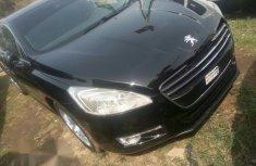 Peugeot 508 2013 Black for sale