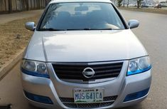 Nissan Sunny 2009 Silver for sale