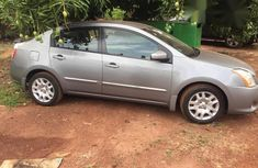 Nissan Sentra 2007 2.0 S Gray for sale