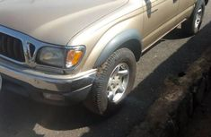 Toyota Tacoma 2004 X Runner Gold for sale