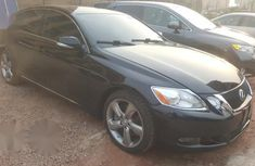 Lexus GS 2009 Black for sale