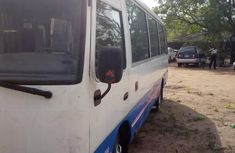 Selling 2004 Toyota Coaster manual at mileage 575,712 in Abuja
