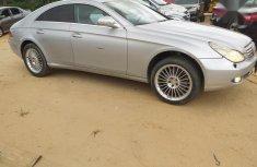 Mercedes-Benz CLS500 2005 Silver color for sale