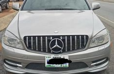 Sell used 2009 Mercedes-Benz C350 at price ₦3,000,000