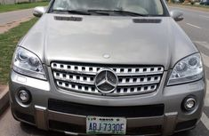 Mercedes-Benz ML500 2006 Gold for sale