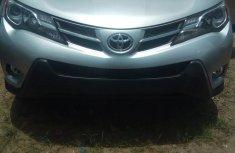 Toyota RAV4 2014 Silver for sale