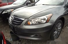 Need to sell used 2012 Honda Accord at mileage 86,521 at cheap price