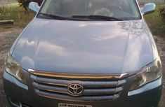 Best priced grey/silver 2009 Toyota Avalon at mileage 96,000 in Port Harcourt