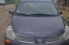 Sparkling 2007 Nissan Tiida automatic in good condition at price ₦685,000