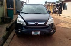 Clean Nigerian Used  Honda CRV 2008 Model