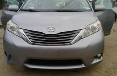 Toyota Sienna 2012 XLE 7 Passenger Silver for sale