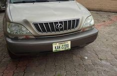 Toyota Lexcen 2002 Gold for sale
