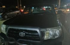 Black 2007 Toyota Tacoma pickup automatic for sale in Abuja