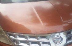 Nissan Murano 2005 SL AWD Orange for sale