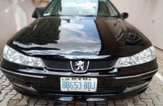 Selling blue 2002 Peugeot 406 in Abuja