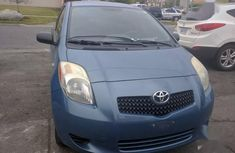 Toyota Yaris 2007 Blue for sale