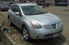 Need to sell cheap used grey 2008 Nissan Rogue suv / crossover in Ibadan