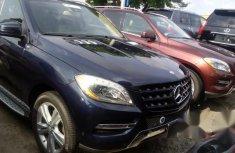 Mercedes-benz ML 350 2015 Blue for sale