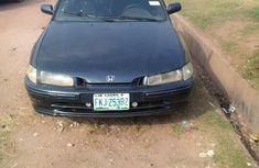 Well maintained black 1997 Honda Accord at mileage 3,000 for sale
