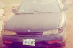 Well maintained 1999 Honda Accord automatic for sale at price ₦380,000