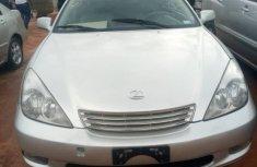 Sell used grey/silver 2003 Lexus ES sedan automatic in Owerri