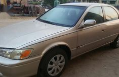 Certified gold 2000 Toyota Camry automatic in good condition