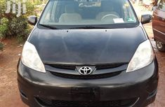 Toyota Sienna 2008 LE AWD Black for sale