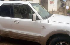 Mitsubishi Montero 2002 LWB White for sale